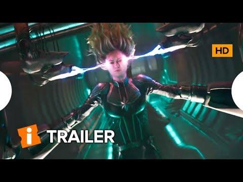 Capita Marvel Trailer Oficial Legendado Youtube