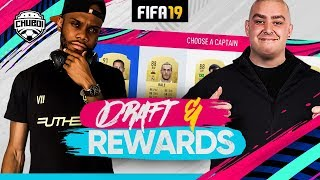 FUT Draft & Rewards Challenge vs Bateson87!!! | FIFA 19 Ultimate Team