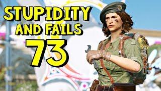 Rainbow Six Siege | Stupidity and Fails 73