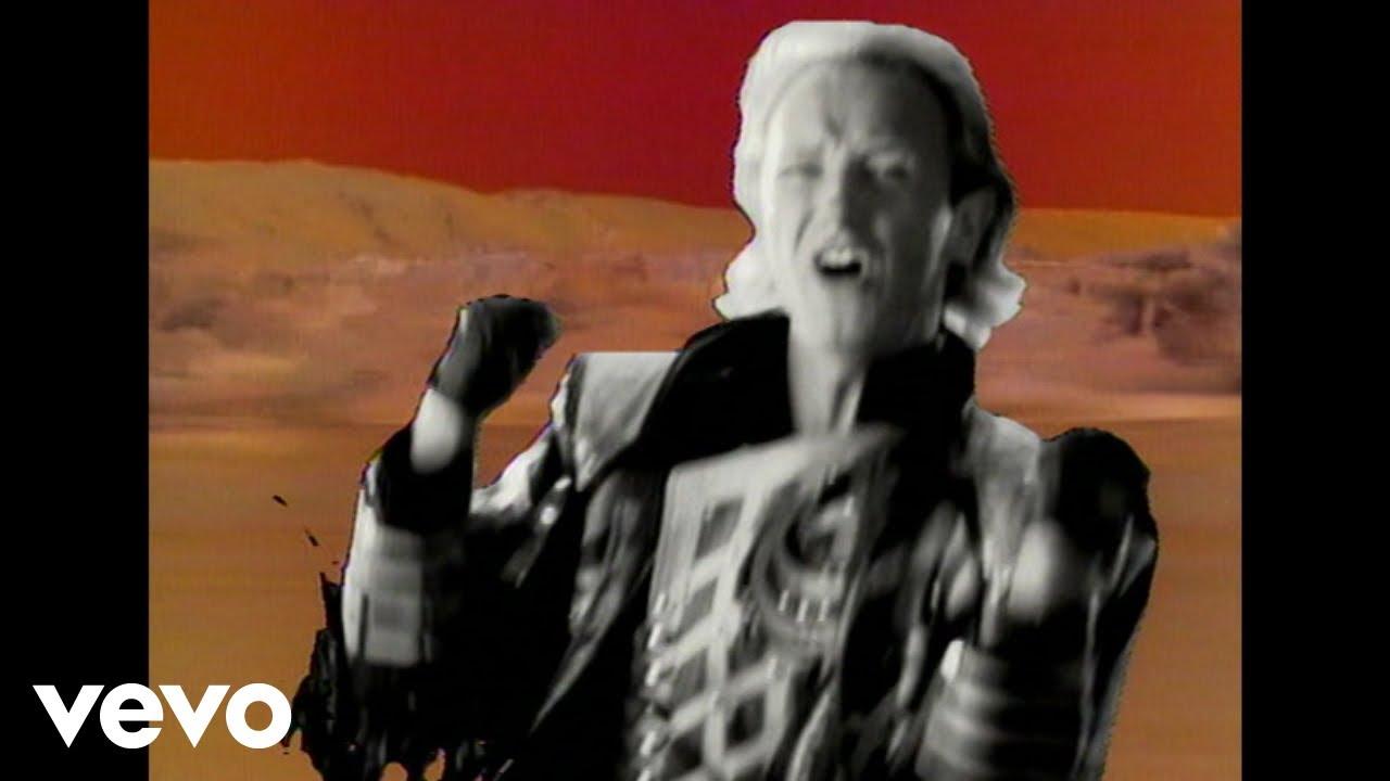 Judas Priest - Turbo Lover  Official Video
