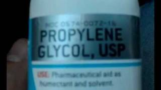 Where to buy propylene glycol usp and glycerin