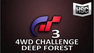 Gran Turismo 3 A-Spec Professional League 4WD Challenge Deep Forest