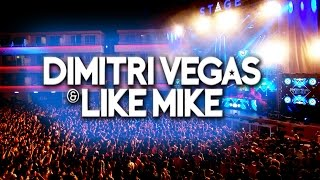 AFTERMOVIE || DIMITRI VEGAS & LIKE MIKE || STAGE BH MALLORCA MAGALUF 2016