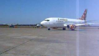 ZAMBEZI AIRLINES INAUGURAL FLIGHT TO JO'BURG