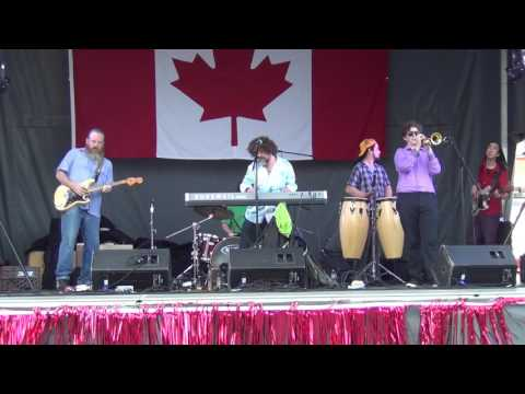 FUNKYFRENZ - Canada Day 150, Kingston