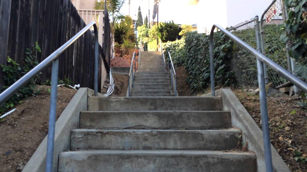 Charmant La Mesa Secret Stairs