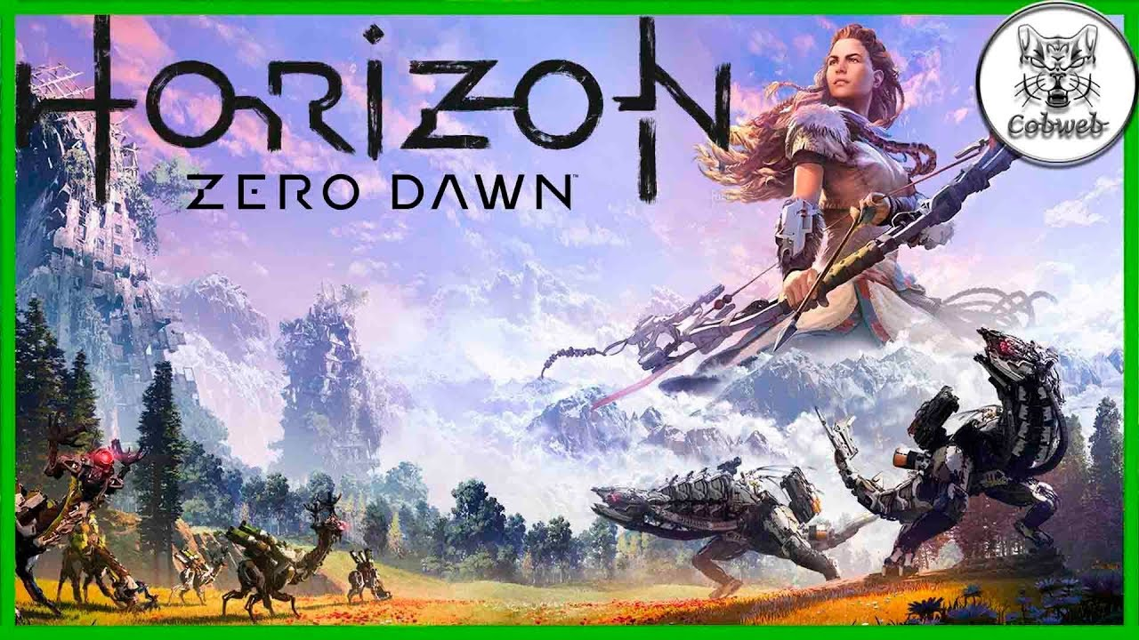 Horizon Zero Dawn - PC. 1440p 60Fps #1