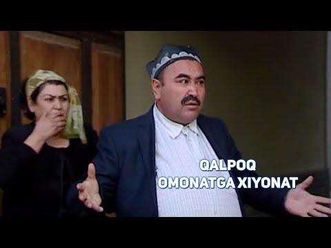 Qalpoq - Omonatga