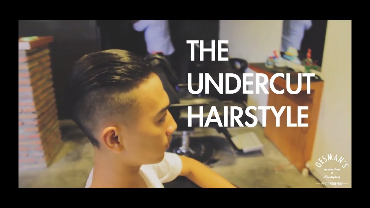 The Undercut Hairstyle (Greaser Rockabilly Hairstyle - Greaser Hairstyles