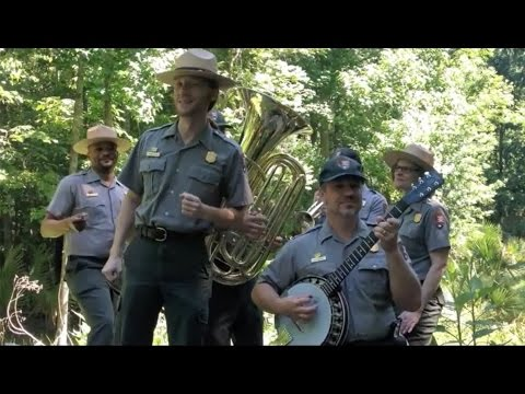 """""""You Can Find Your Park, Man"""" - National Park Service parody of """"I"""
