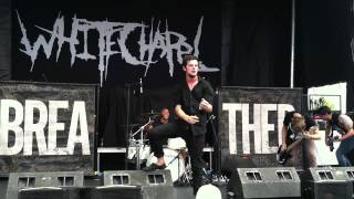 HD I The Breather - False Profit Failed Wall Of Death Mayhem Fest Camden NJ