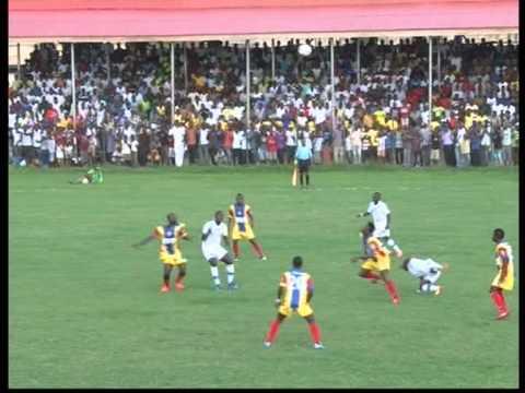 ERIC BEKOE'S GOAL AGAINST HEARTS OF OAK IN THE GHANA PREMIER LEAGUE 2013 SEASON