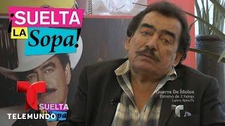 Graciela Beltrán confesó que Joan Sebastian quiso conquistarla | Suelta La Sopa | Entretenimiento