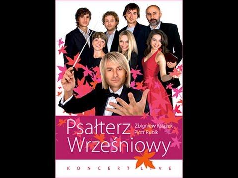 Psałterz Wrześniowy – Oratorium Piotra Rubika