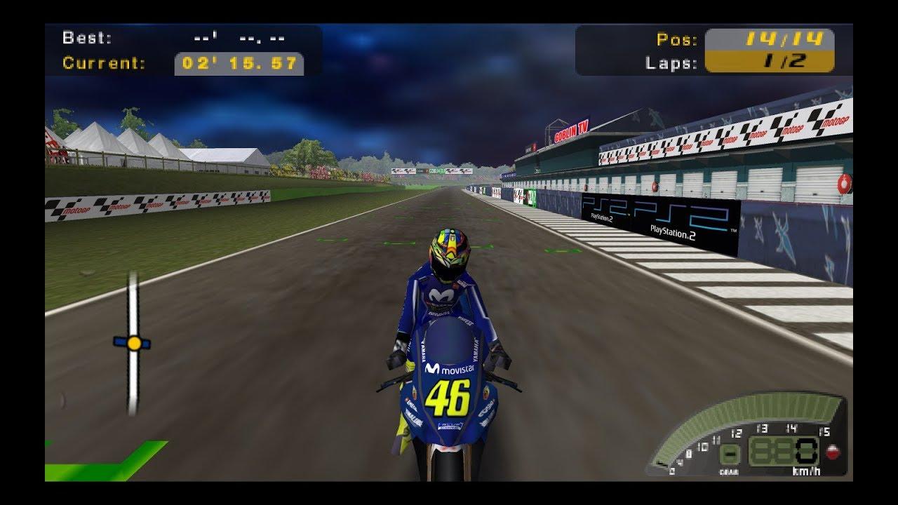 moto gp psp game
