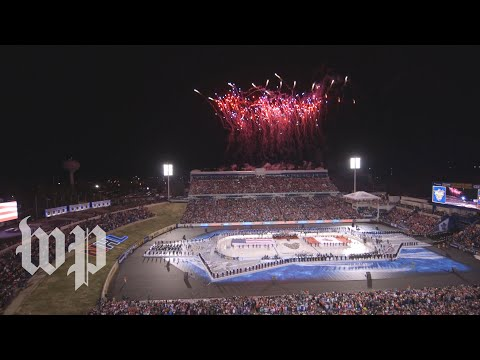NHL outdoor game thrills both players, and servicemen in attendance