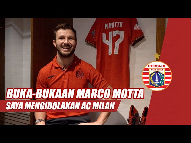 Tim Impian Saya Sejak Kecil Adalah AC Milan   Lebih Dekat Dengan Marco Motta