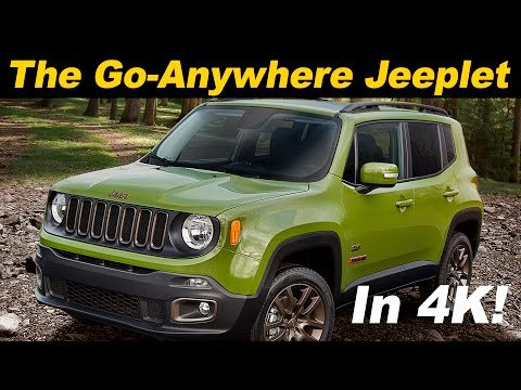 2016 / 2017 Jeep Renegade Review and Road Test | DETAILED in 4K UHD