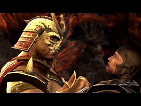 Mortal Kombat 9 гладиатор видео не моё