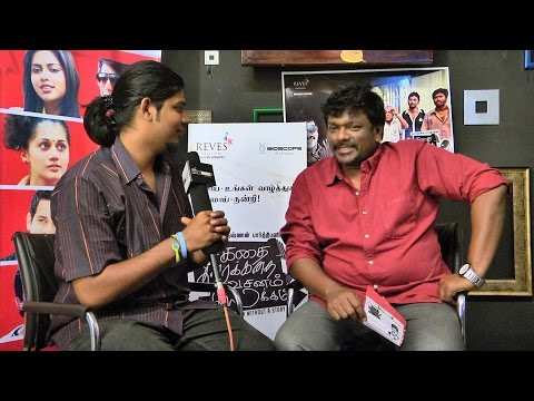 "Parthiepan - ""There is a conflict between a good filmmaker & a commercial director in me"" - BW"