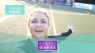 Fitness Diaries | Folge 4 | Ganze Folge | sixx
