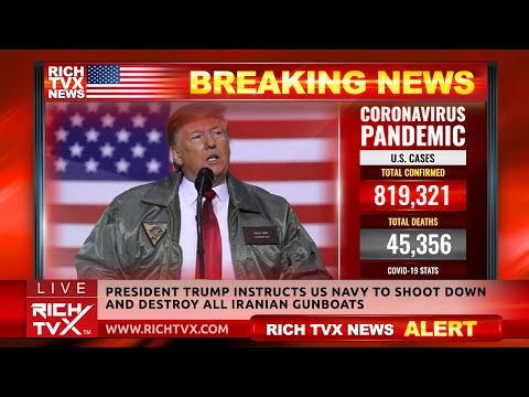 Breaking News: Escalating Tensions In The Middle East – World War 3 Fears