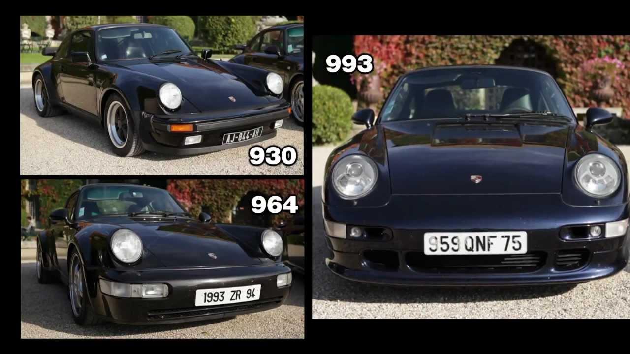Fast Club Saga Porsche 911 Turbo 930 964 993 996 Amp 997 Youtube