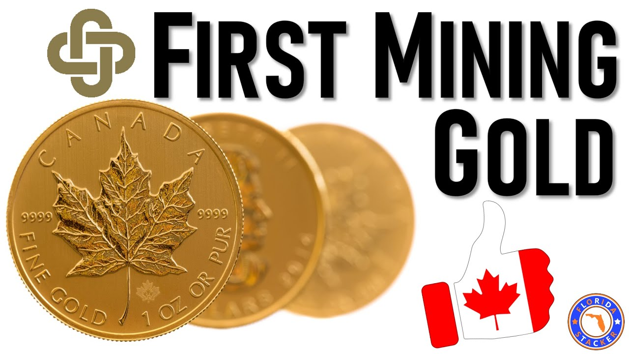 Keith Neumeyer & First Mining Gold | The King of Silver Strikes Canadian Gold!