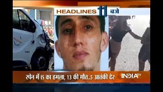 Headlines | 18th August, 2017 - India TV