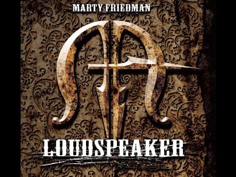 Marty Friedman - Black Orchid  (Instrumental Audio Track)