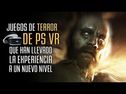 Videojuegos de terror de PS VR que han llevado la experiencia a un nuevo nivel