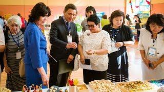Дошкольное воспитание и обучение в Казахстане