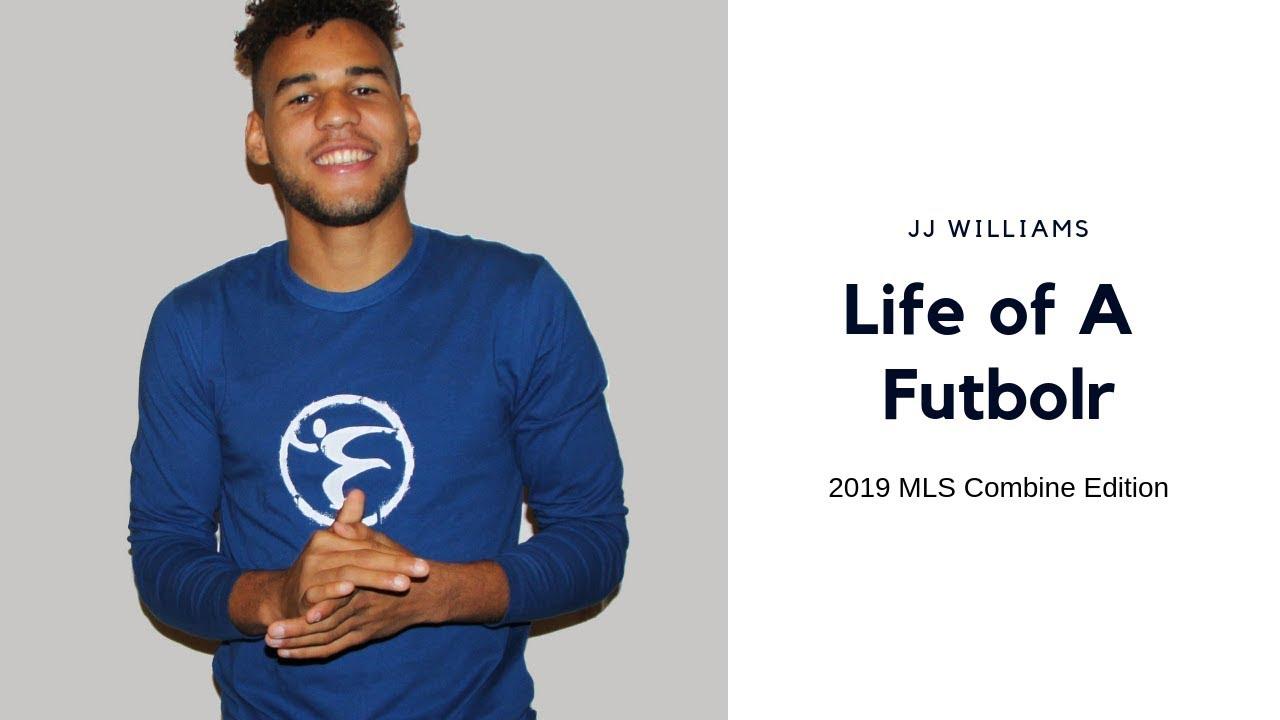 74f0ab8382777 Life of a Futbolr: JJ Williams, MLS Combine 2019 - YouTube