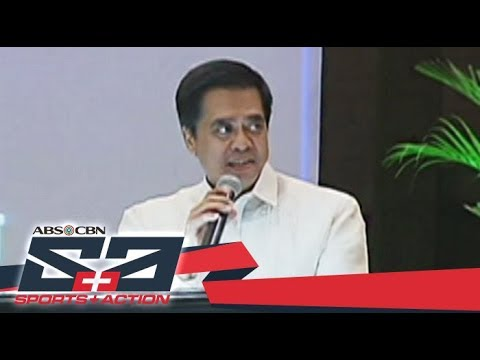 The Score: Chito Narvasa resigns as a PBA commissioner