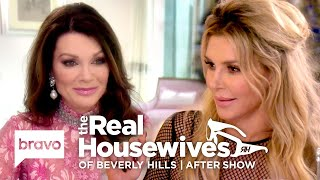 Lisa Rinna's Bunny Comment Causes A Rift & LVP Has No Time For Drama | RHOBH After Show (S9 E17)