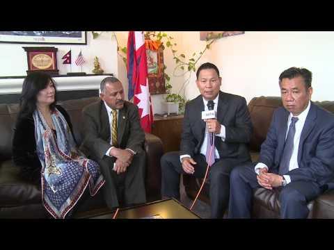 Cuu Tro Nan Nhan Dong Dat tai Nepal