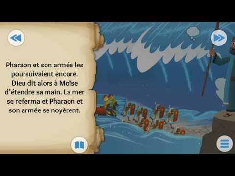 N°9 Dieu ouvre un chemin (vidéos chrétien pour les enfants)