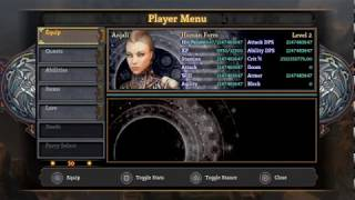 Dungeon Siege III PS3 Cheats
