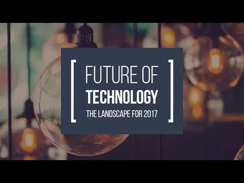 Technology & Recruitment - the landscape for 2017