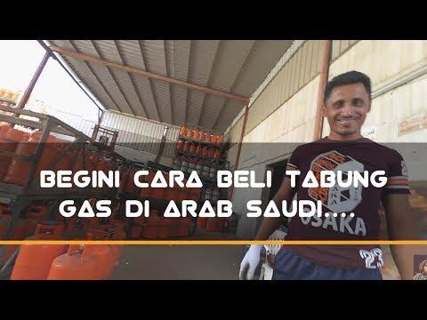 Begini Cara Beli Gas Untuk masak di Arab Saudi