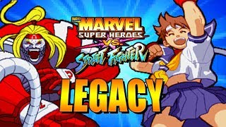 SAKURA DOMINATES: Marvel Super Heroes Vs. Street Fighter (Marvel Vs. Capcom Legacy 2017)