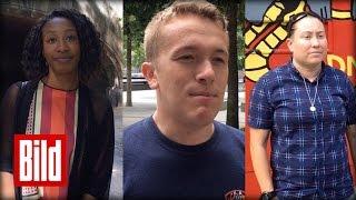 Terroranschläge 9/11: Kinder der Opfer und wie sie mit dem Schicksal leben