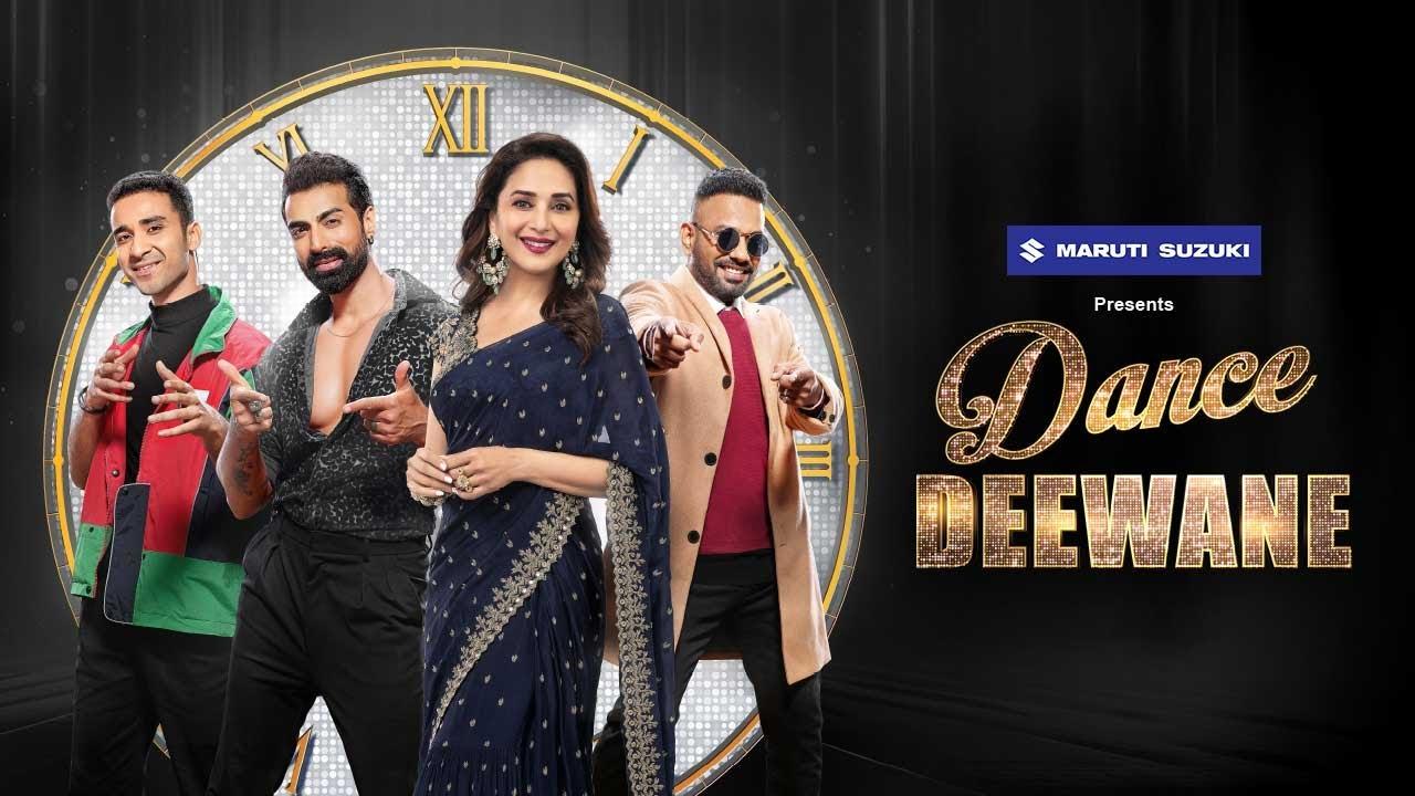Download DANCE DEEWANE SEASON 3   EPISODE 30   MADHURI DIXIT, RAGHAV JUYAL, DHARMESH, TUSHAR , 6TH JUNE 2021