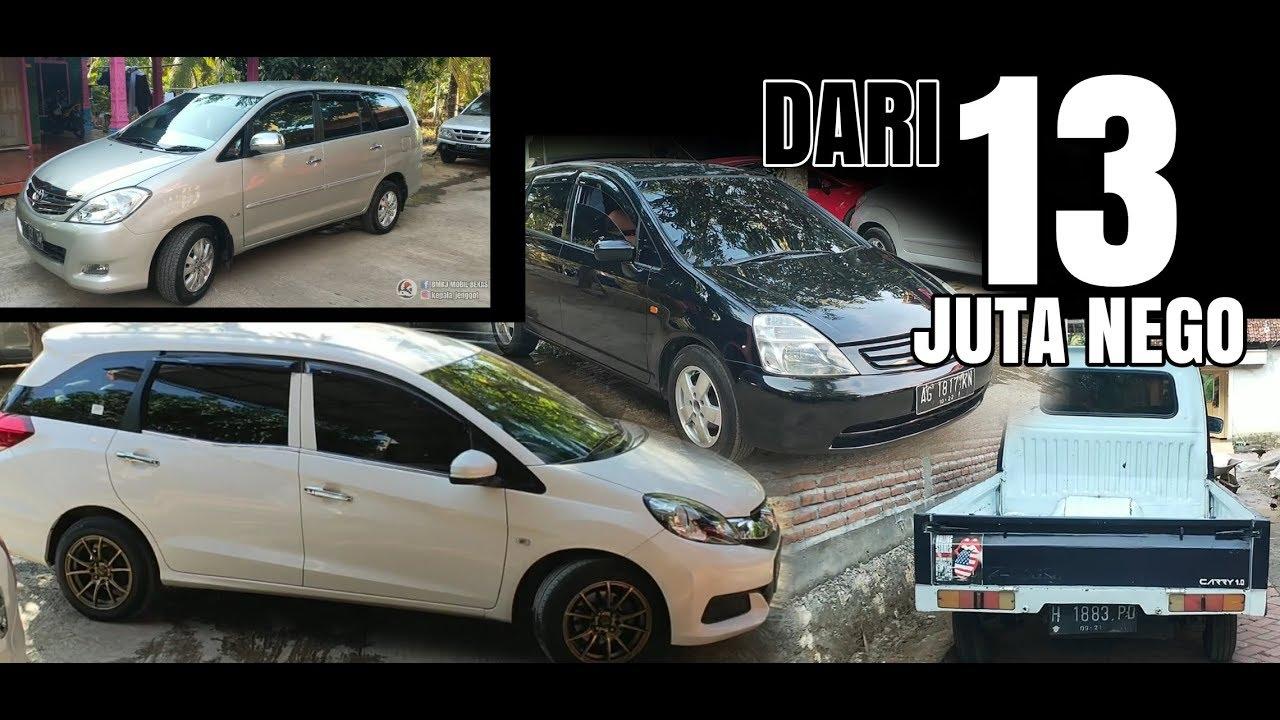 Update Daftar Harga Mobil Bekas Kcunk Motor 9 November 2019 Youtube