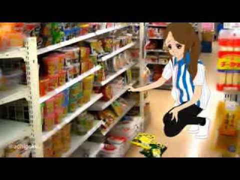Apakah kau melihat mentari senja [HD] vers cartoon