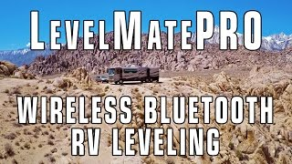 LevelMatePRO Wireless Bluetooth RV Leveling System