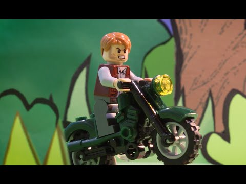 Jurassic World: Raptor Rampage - LEGO The Build Zone - Season 2 Episode 9