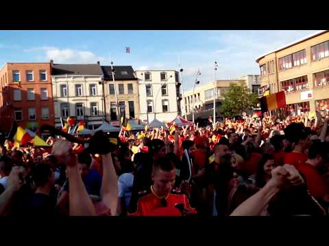 Belgium - Russia 1-0 @ La Louvière