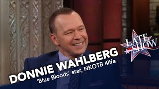 Donnie Wahlberg: NKOTB More Successful Now Than Ever Video