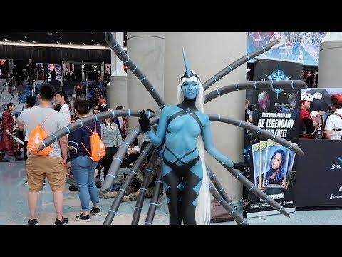 Anime Expo 2018 Los Angeles California Day 3